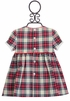 Mayoral Red Plaid Dress for Babies (Size 1-2 Mos) Alternate View