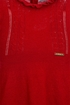 Mayoral Red Sweater Dress for Infants (12Mos & 36Mos) Alternate View #2