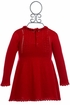 Mayoral Red Sweater Dress for Infants (12Mos & 36Mos) Alternate View