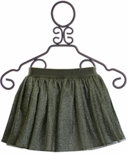 Mayoral Tulle Skirt in Green (10,12,14)