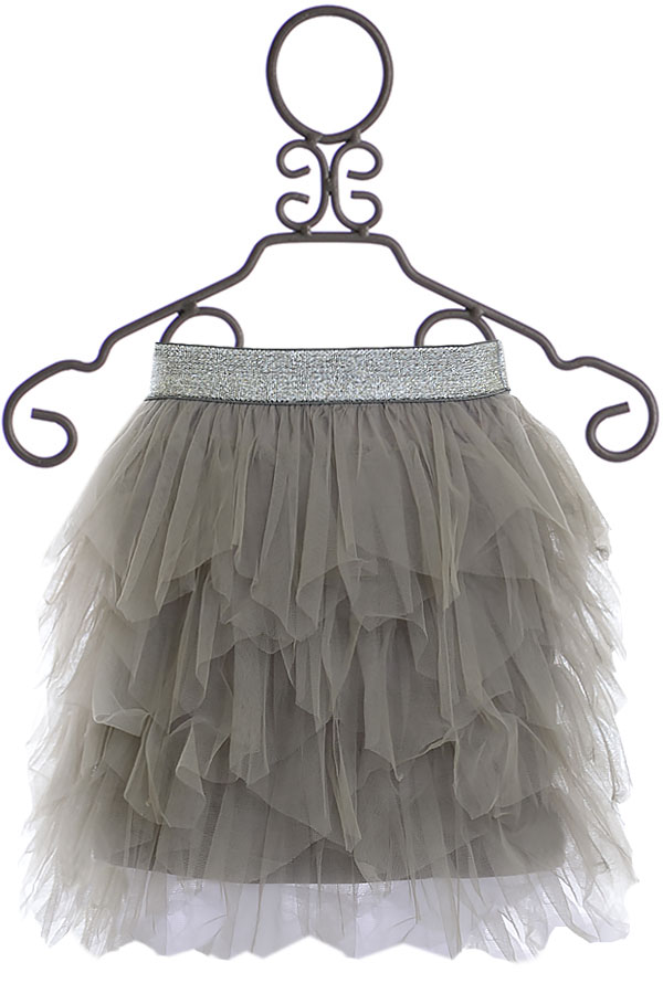Mayoral Tween Couture Tulle Skirt Size 10