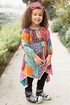 Mimi and Maggie Boho Dress for Girls (SOLD OUT) Alternate View #2
