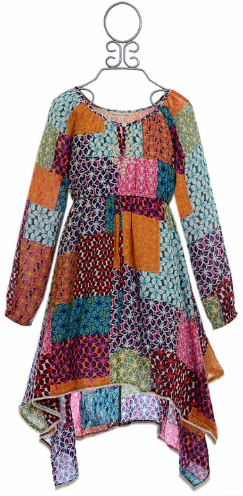 Mimi and Maggie Boho Dress for Girls (SOLD OUT)