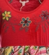Mimi and Maggie Girls Paisley Dress with Flowers (Size 4) Alternate View #2