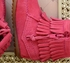 Minnetonka Fringe Bootie Hot Pink Kids (7,9,2Y, 4Y) Alternate View #2