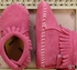 Minnetonka Infant Bootie Hot Pink Suede Alternate View #2
