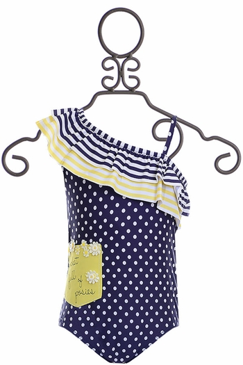 Mud Pie Daisy Swimsuit (SOLD OUT)