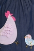 Mud Pie Hen and Chick Tunic and Leggings Set SOLD OUT Alternate View #2