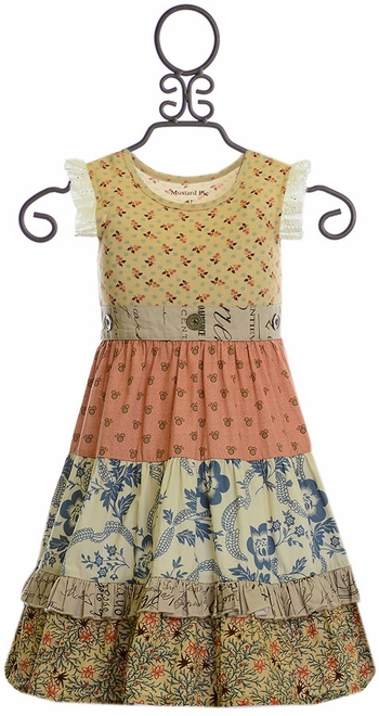 Mustard Pie Amber Fields Charli Dress SOLD OUT