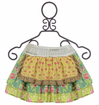 Mustard Pie Andalusia Lydia Apron Skirt (Size 12)