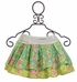Mustard Pie Andalusia Lydia Apron Skirt (Size 12) Alternate View