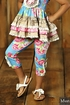 Mustard Pie Apple Blossom Legging Sargent (Size 12Mos) Alternate View #2