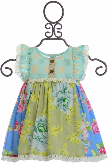 Mustard Pie Apple Blossom Scarlett Top SOLD OUT