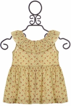 Mustard Pie Austin Top Amber Fields (Size 18Mos)
