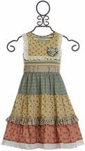 Mustard Pie Charli Dress Amber Fields (18Mos & 5)