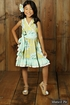 Mustard Pie Enchanted Dress Apple Blossom (Size 18Mos) Alternate View #4