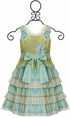 Mustard Pie Enchanted Dress Apple Blossom (Size 18Mos) Alternate View #2