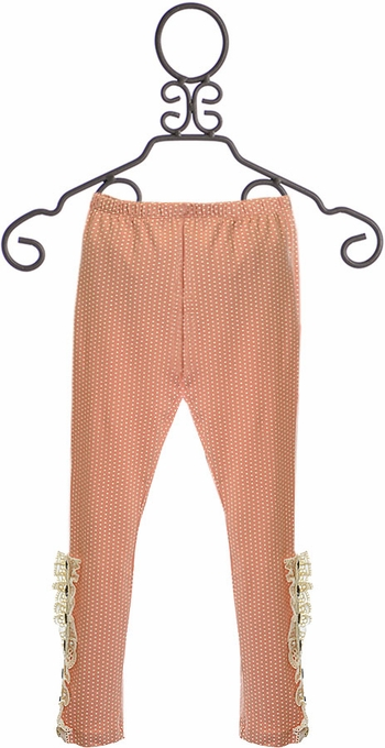 Mustard Pie Jeweled Forest Sargent Leggings (12Mos,18Mos,2T)