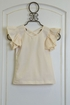 Mustard Pie Sugar Blossom Top Pippa Girls (12Mos,18Mos,4T,4) Alternate View