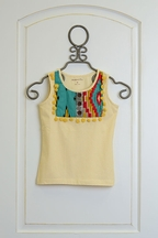 Mustard Pie Sunset Dunes Molly Tank (Size 12Mos)