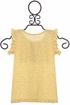Mustard Pie Sweet Pea Gracie Top (Size 12Mos) Alternate View