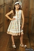 Mustard Pie Sweet Pea Maggie Dress SOLD OUT Alternate View #3