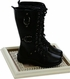 Octavie Combat Boots in Black (Size 11) Alternate View #2