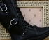 Octavie Combat Boots in Black (Size 11) Alternate View