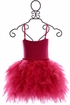 Ooh La La Couture Emma Dress Hot Pink (Size 3T) Alternate View
