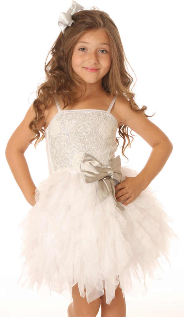 Ooh la la couture emma wow dress white for La couture clothing
