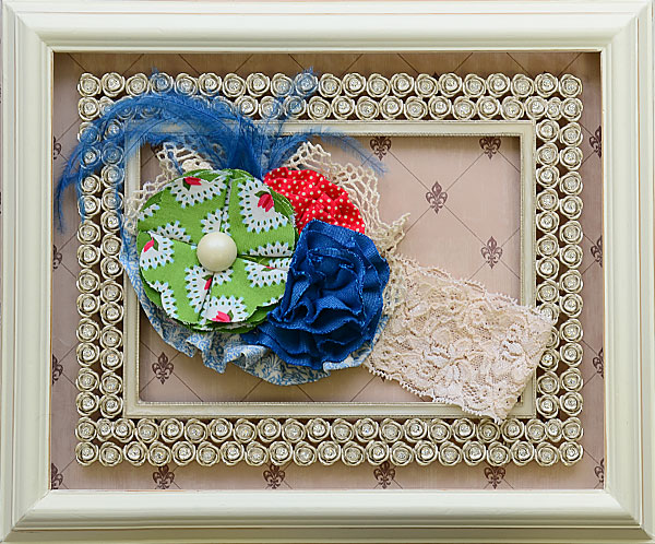 Girls bushel and a peck naomi headband get it on sale for Persnickety home designs