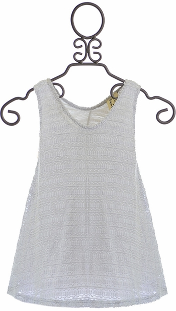 PPLA Tank Top in Light Gray SOLD OUT