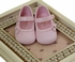 Precious in Pink Infant Shoe with Bow Alternate View #2