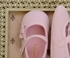 Precious in Pink Infant Shoe with Bow Alternate View