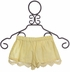 Rylee and Cru Ivory Shorts Lace Scallop SOLD OUT Alternate View