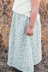 Rylee and Cru Lush Woven Maxi Sage (6/7 & 8/9) Alternate View #4