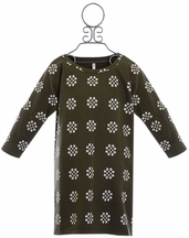 Rylee and Cru Medallion Slouch Dress (Size 8/9)
