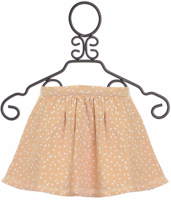 Rylee and Cru Mini Skirt Blush (Size 6/7)