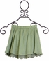 Rylee and Cru Seafoam Skirt for Girls (4/5 & 6/7) Alternate View