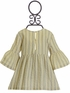 Rylee and Cru Stripe Dress for Girls  (Size 6/7) Alternate View