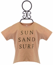 Rylee and Cru Sun Sand Surf Girls Top (6/7 & 8/9)