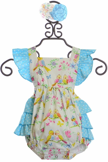 Serendipity Birdie Bubble Infant SOLD OUT