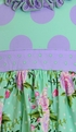 Serendipity Lavender Fields Tunic and Shorties (Size 12Mos) Alternate View #4