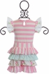 Serendipity Short Set English Rose (Size 18Mos) Alternate View #2