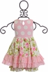 Serendipity Wild Rose Dress and Shorties (Size 6Mos) Alternate View #2