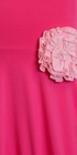 Serendipity Wild Rose Maxi Dress with Rosette (SOLD OUT) Alternate View #3