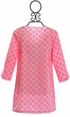 SnapperRock Kaftan Swim Cover Up Pink (Size 4) Alternate View