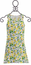 SnapperRock Lemon Dress for Girls (4 & 10)