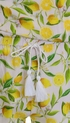 SnapperRock Summer Romper Lemon (Size 14) Alternate View #2