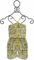 SnapperRock Summer Romper Lemon (Size 14) Alternate View